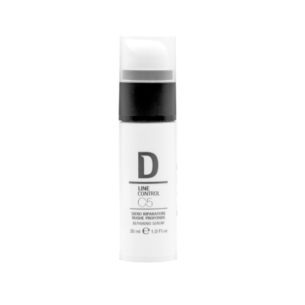 C5 line control serum for deep wrinkles