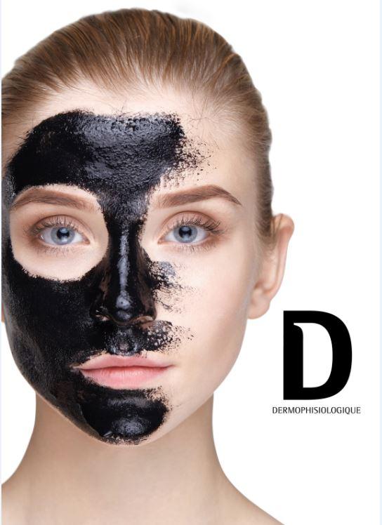 carbon mask dermophisiologique