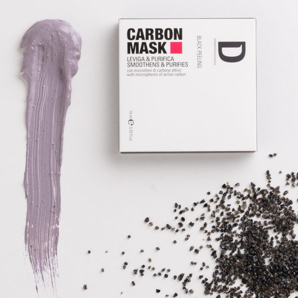 carbon mask by Dermophisiologique